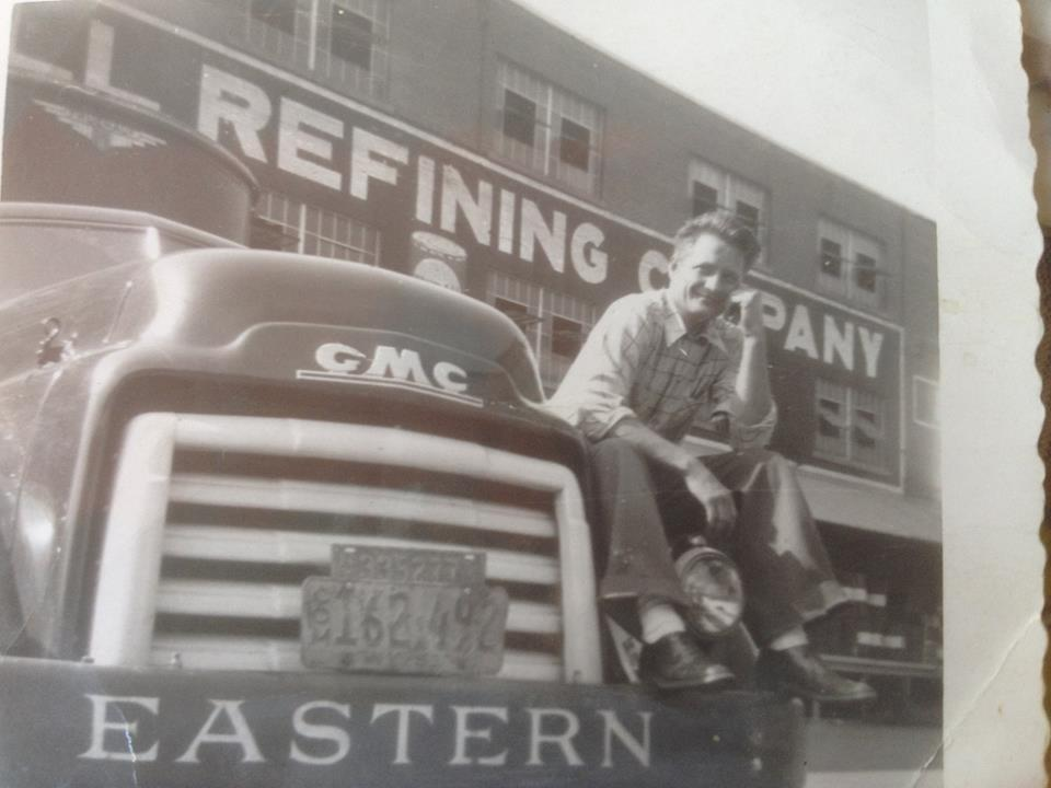 Dad on GMC